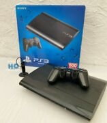 Console - Sony - Playstation 3/ps3 - Super Slim - 500gb - Complete - Unused