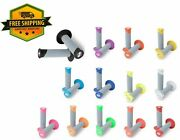Pro Taper Clamp On Grips Pillow Top All Colors With Glue Grip Free Shipping