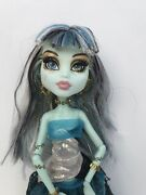Monster High Doll - 13 Wishes - Frankie Stein Doll Monster High Articulated Doll
