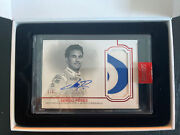 2020 Topps Formula 1 Dynasty Sergio Perez Auto Patch And039d 1/5