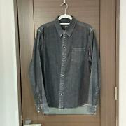 Beautiful Shortage Of Stock Sold Denim Shirt