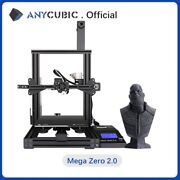 Anycubic Mega Zero 2.0 New Fdm Heated Bed All-metal Frame Diy 3d Printer