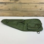 Barrel Carrying Case 7791009 Us Army Nylon Olive Drab