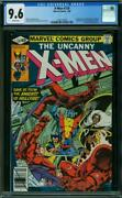 X-men 129 Cgc 9.6 Nm+ 1st First Appearance White Queen And Kitty Pryde Newsstand