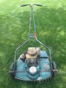 Vintage Sunbeam Free Wheeling Lawn Mower With Selective Transmission, Pick Up