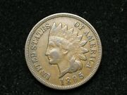 Summer Sale Xf+ 1895 Indian Head Cent Penny W/ Diamonds And Full Liberty 99w
