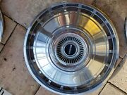 Set Of 4 Vintage Hubcap 1964 Chevy Chevrolet Monza Corvair 13