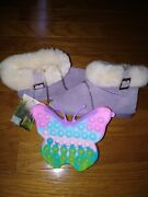 Bearpaw Meredith Slippers In Or Outdoor Wear Greatgift4 B/day Or Christmas🎁