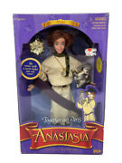 1997 Together In Paris Anya Anastasia Doll-galoob-new In Box