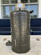 Vintage Military Thermos Decanter Large 2 Gal Stanley Unbreakable