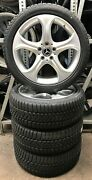 4 Orig Mercedes-benz Winter 225/45 R18 95h C-class W205 S205 A2054018800 And R