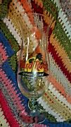 Hurricane Cocktail Glass From Hard Rock Cafe Hurghada 24cm X 9cm -vgc
