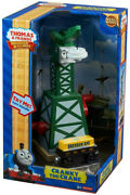 Thomas The Train And Friends Wooden Railway, Cranky The Crane - Discontinued, New