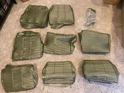 1966 Dodge Charger Legendary Seat Covers - Bd12 Citron Ships Immediately