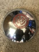 Single Willys Overland Dog Dish Poverty Hubcaps 8.50 / Ratrod Willyand039s