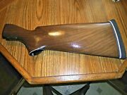 Smooth Stock With Recoil Pad And Grip Cap Ithaca Model 37 12 Ga. Shotguns.