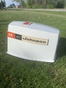 Johnson Evinrude Engine Cover 65hp 1970s Boat Motor Cover