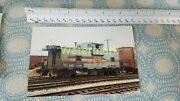 X892 Train Engine Photo Rr Scl/lu Caboose Family Lines System