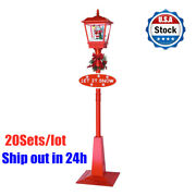20sets/lot 71in Outdoor Christmas Decoration Christmas Snowing Lamp