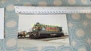 X895 Train Engine Photo Rr Sbd 3100 Scl/ln Family Lines System