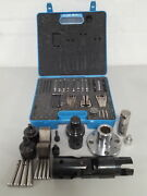 Instron Tensile Testing Vice Grip + Clamp Load Cells 10kn 100kn Accessory Set