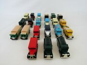 Corgi Classic Vintage Toy X21 Cars And Trucks + Other Varied Vehicles