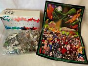 Dusty Abell Star Trek The Next Generation 1000 Pc Jigsaw Puzzle W/folded Poster