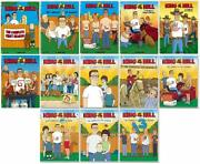 King Of The Hill The Complete Series 1-13 Dvd Set 37 Disc Season Brand New