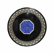 48 Marble Dining Table Top Semi Precious Stones Inlay Home Furniture Decor
