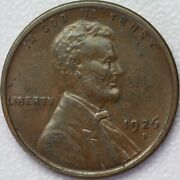 1926-s 1c Lincoln Cent - About Uncirculated