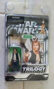 New Unpunched Star Wars Original Trilogy Collection Han Solo Action Figure R100