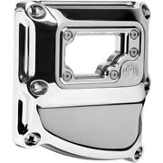 Rsd 0203-2019-ch Clarity Transmission Top Cover - Chrome