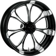 Performance Machine 12027306rparbmp Paramount Front Wheel Dual Disc - 23x3.5i