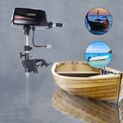 10hp Heavy Duty Electric Outboard Fishing Boat Engine 2.2kw Brushless Motor Usa