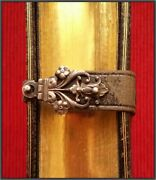 1878 Clasped ⚜ Illustrated ⚜ Gruel Limited Catholic Breviary Antique Bible Art