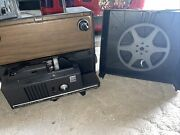 Vintage Kodak Instamatic M67 Movie Projector For Super 8 And 8mm