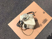 R129 Mercedes 90-02 Sl Class Windshield Washer Fluid Reservoir Tank And Hoses