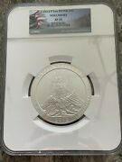 2012 P 5 Oz Silver 25c Atb Hawaii Volcanoes Ngc Sp 70