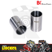 Brian Crower Cast Iron Dry Block Sleeve Kit Fits Nissan Rb30 Set Of 6 - Bc8024