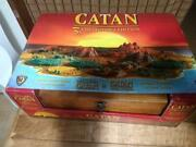 3d Catan 10th Anniversary 2 500 Sets For The World Only