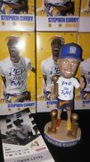 🐐🏆🏆🏆golden State Warriors Stephen Curry Bobblehead Oracle Arena Last One