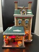 Dept 56 Christmas In The City East Harbor Fish Co. 58946