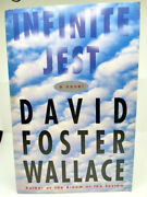 Fine First Edition Sixth Printing Paperback Signed David Foster Wallace Drawing