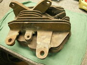 Original 1937 Knucklehead Front Cylinder Head Structurally Solid W Old Repairs