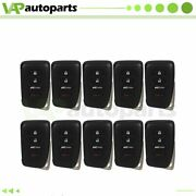 10 Keyless Entry Remote Fob For Lexus Rx450h Rx350 2016 2017 2018 314.3mhz