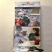 Disney Infinity Toy Box Starter Pack - Play Station 3 / Ps3 Game - Nib A10