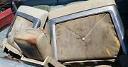 1965 Cadillac Conv Deville Front Bench Seat