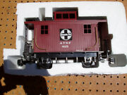 Bachmann Big Haulers Train G Scale Red Sante Fe Caboose Atsf Never Used