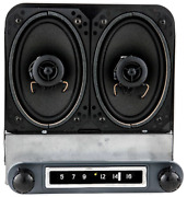 1954 1st 1955 Chevy Truck Am Fm Bluetooth® Radio Speakers Not In Stock 12 + Wk