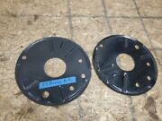 1919 1927 Model T Ford Tt Truck Right And Left Backing Plate
